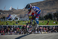 17-24 Men #6 (BUCARDO Anthony) USA at the 2018 UCI BMX World Championships in Baku, Azerbaijan.