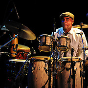 Percussionist Fernando Favier
