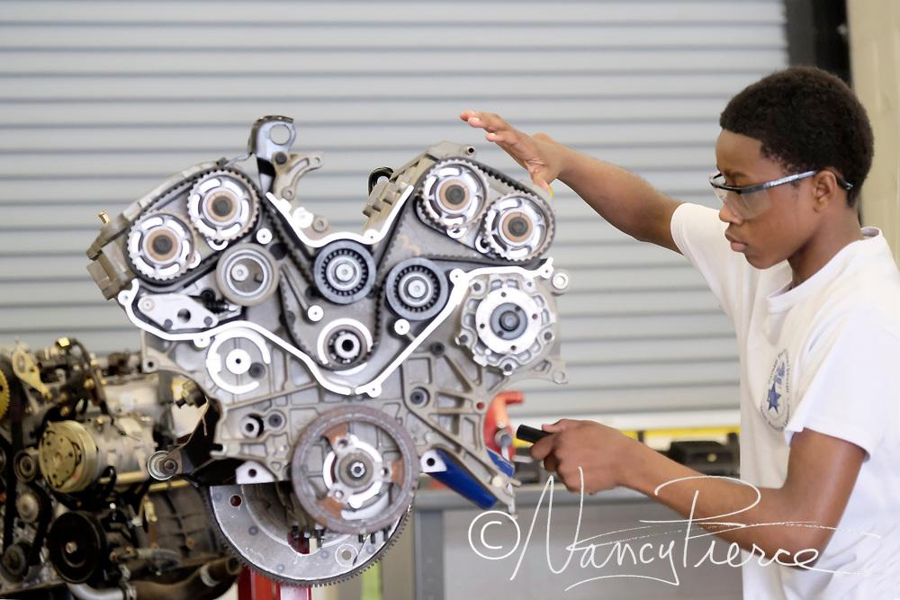 Harding Institute of Technology  - Automotive