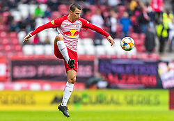 12.05.2019, Red Bull Arena, Salzburg, AUT, 1. FBL, FC Red Bull Salzburg vs LASK, Meistergruppe/Qualifikationsgruppe 30. Spieltag, im Bild Stefan Lainer (FC Red Bull Salzburg) // during the tipico Bundesliga Championsgroup 30. round match between FC Red Bull Salzburg and LASK at the Red Bull Arena in Salzburg, Austria on 2019/05/12. EXPA Pictures © 2019, PhotoCredit: EXPA/ JFK