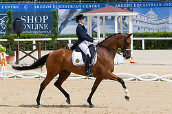 Fairchild Alexa (BEL) - Timor<br /> European Championships Dressage Junior and Young Riders 2014<br /> © Hippo Foto - Leanjo de Koster