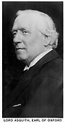 Herbert Henry Asquith (1852-1928)  British statesman. Chancellor of Exchequer 1905-1908. Prime Minister 1908-1916.  Photograph