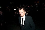 Rupert Friend , The Little Dog Laughed After party. Trafalgar Hotel. London. 20 January 2010