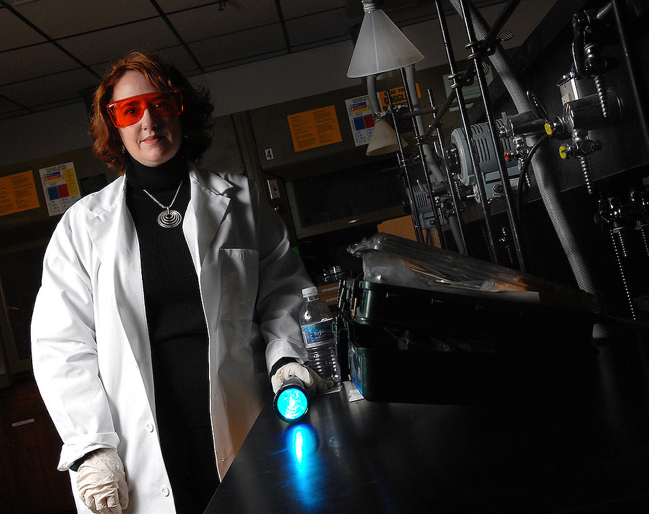 """Dana Kollmann recounts her experiences as a crime scene investigator for the Baltimore County Police in her new book """"Never Suck a Dead Man's Hand: Curious Adventures of a CSI."""""""