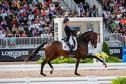 DUJARDIN Charlotte (GBR), Mount St John Freestyle<br /> Tryon - FEI World Equestrian Games™ 2018<br /> Grand Prix Special Einzelentscheidung<br /> 14. September 2018<br /> © www.sportfotos-lafrentz.de/Stefan Lafrentz