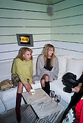 PAMELA WEST; MARGARET SHENEAL,  Welcome Reception hosted by Art Basel Miami Beach. Delano Hote.  *** Local Caption *** -DO NOT ARCHIVE-© Copyright Photograph by Dafydd Jones. 248 Clapham Rd. London SW9 0PZ. Tel 0207 820 0771. www.dafjones.com.