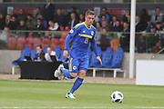 Nemanja Nikolic of Bosnia and Herzegovina (13) during the UEFA European Under 17 Championship 2018 match between Bosnia and Republic of Ireland at Stadion Bilino Polje, Zenica, Bosnia and Herzegovina on 11 May 2018. Picture by Mick Haynes.