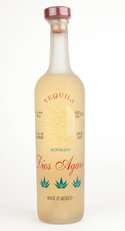 Dios Agave reposado -- Image originally appeared in the Tequila Matchmaker: http://tequilamatchmaker.com