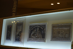 July 21, 2017 - Ankara, Turkey - Turkish historic posts are seen at the PTT Stamp Museum in Ankara, Turkey on July 21, 2017. (Credit Image: © Altan Gocher/NurPhoto via ZUMA Press)