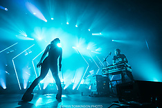 Sylvan Esso at The Fox Theater - Oakland, CA - 8/23/17