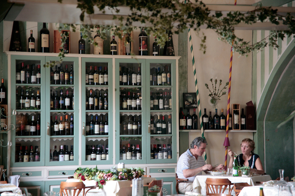 La Lancia d'Oro restaurant, Arezzo, Italy, Frommer's Italy Day By Day