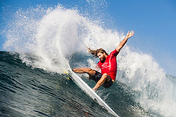 BALI, INDONESIA - MAY 19: Wade Carmichael of Australia advances to Round 4 of the 2019 Corona Bali Protected after winning Heat 4 of Round 3 at Keramas on May 19, 2019 in Bali, Indonesia. (Photo by Matt Dunbar/WSL via Getty Images)