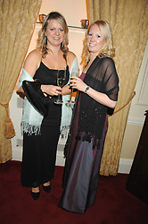 Left to right, JULIA STRACHAN and FIONA LEWIS at the 2008 Berkeley Dress Show at the Royal Hospital Chelsea, London on 3rd April 2008.<br /><br />NON EXCLUSIVE - WORLD RIGHTS