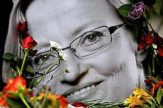 20030911 Mordet på Sveriges udenrigsminister Anna Lindh