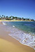Poipu Beach, Poipu, Kauai, Hawaii, USA<br />