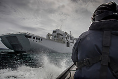 Auckland- Joint Navy Exercise