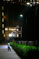 CHINA HONG KONG 24MAY10 - LED lighting pilot project at Hong Kong's Science and Technology University...jre/Photo by Jiri Rezac..© Jiri Rezac 2010