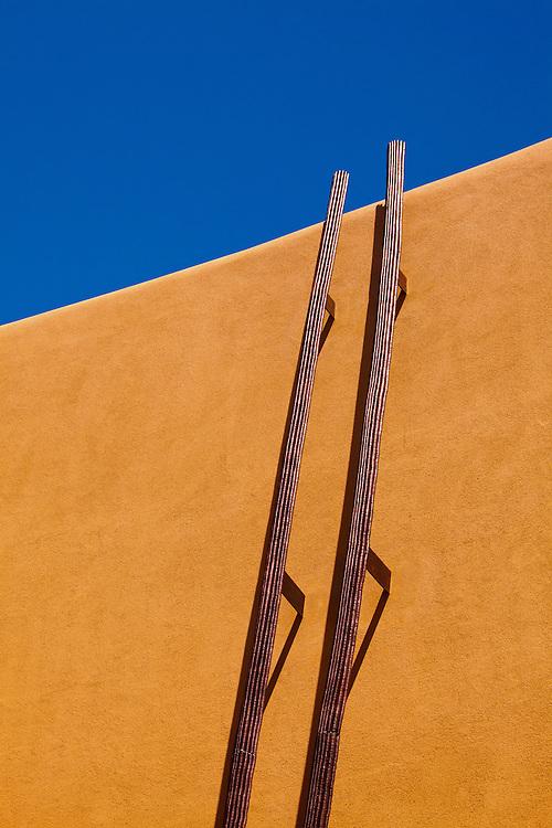 Somewhere in Santa Fe, New Mexico.