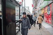 Oxford St.  London, 5 February 2019
