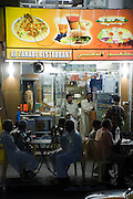 Bur Dubai. Kebap restaurant.