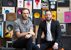 Repro Free: 12/08/2013 Irish musician James Vincent McMorrow, is pictured with Stephen O&rsquo;Kelly, Marketing Director, Guinness, announcing details of Arthur&rsquo;s Day 2013, which will take place on Thursday 26th September, showcasing the best of Ireland&rsquo;s creativity and talent from the world of music and culture. Check out full details on www.GUINNESS.com. Picture Andres Poveda   <br /> <br /> Enjoy Guinness Sensibly. Visit www.drinkaware.ie<br /> For further information please contact:                                                                              <br /> Killian Burns/ /Julie Blakeney, WHPR, <br /> Tel: Killian on 086-7988540 or Julie on 086-3420794