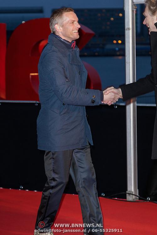 NLD/Amsterdam/20120404 - Opening filmmuseum Eye, Barry Atsma