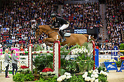 Marc Houtzager - Sterrehof's Uppity<br /> Rolex FEI World Cup Final 2013<br /> &copy; DigiShots