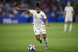 June 27, 2019 - Le Havre, France - Demi Stokes (Manchester City WFC) of England shooting to goal during the 2019 FIFA Women's World Cup France Quarter Final match between Norway and England at  on June 27, 2019 in Le Havre, France. (Credit Image: © Jose Breton/NurPhoto via ZUMA Press)