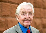 © Licensed to London News Pictures. 23/09/2014. Manchester, UK. Dennis Skinner. Labour Party Conference 2014 at the Manchester Convention Centre today 23 September 2014. Photo credit : Stephen Simpson/LNP