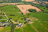 Corbett & Carroll Roads Aerial Photography