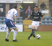 Dundee's Paul McGinn- Dundee v Peterhead, League Cup at Dens Park<br /> <br />  - &copy; David Young - www.davidyoungphoto.co.uk - email: davidyoungphoto@gmail.com