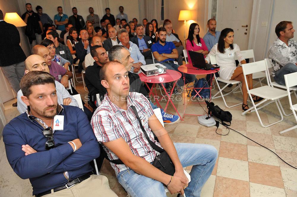 12 Settembre 2015<br /> InRail. Cena aziendale presso Villa Caimo Dragoni di Lovaria di Pradamano (UD).<br /> &copy; foto di Simone Ferraro