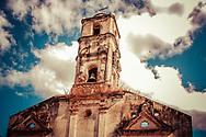 Stone Church, Trinidad Cuba