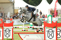 Czwalina, Inga, Lesthago<br /> Fehmarn - Holsteiner Masters<br /> Springpferdeprüfung<br /> © www.sportfotos-lafrentz.de/ Stefan Lafrentz