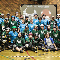2014-05-31: Manchester Roller Derby Chaos Engine vs Nottingham's Super Smash Brollers