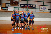 VOLLEYBALL<br /> TEAM PHOTOS<br /> Downer NZ Masters Games 2019<br /> 20190207<br /> WHANGANUI, NEW ZEALAND<br /> Photo ANNETTE JOHNSTON CMGSPORT<br /> WWW.CMGSPORT.CO.NZ
