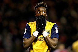 Tammy Abraham Bristol City looks dejected after the defeat to Nottingham Forest - Mandatory by-line: Robbie Stephenson/JMP - 21/01/2017 - FOOTBALL - The City Ground - Nottingham, England - Nottingham Forest v Bristol City - Sky Bet Championship