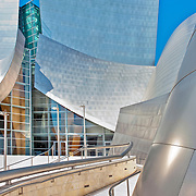 Walt Disney Concert Hall, Music Center