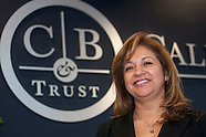Betty Rengifo Uribe of California Bank & Trust.