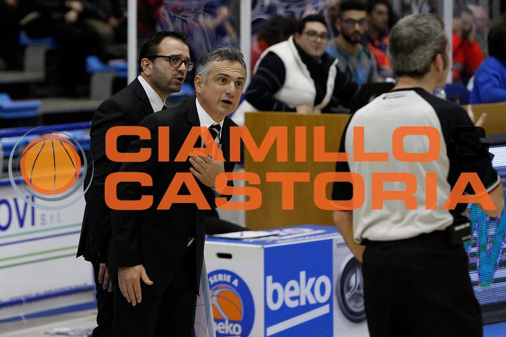 DESCRIZIONE : Capo dOrlando Lega A 2014-15 Orlandina Basket Granarolo Virtus Bologna<br /> GIOCATORE : COACH GIORGIO VALLI<br /> CATEGORIA : HEAD COACH DELUSIONE ARBITRI<br /> SQUADRA : Granarolo Virtus Bologna<br /> EVENTO : Campionato Lega A 2014-2015 <br /> GARA : Orlandina Basket Granarolo Virtus Bologna<br /> DATA : 01/02/2015<br /> SPORT : Pallacanestro <br /> AUTORE : Agenzia Ciamillo-Castoria/G.Pappalardo<br /> Galleria : Lega Basket A 2014-2015<br /> Fotonotizia : Capo dOrlando Lega A 2014-15 Orlandina Basket Granarolo Virtus Bologna