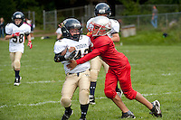 U5 Laconia Chiefs versus Windham 12n game September 18, 2011.