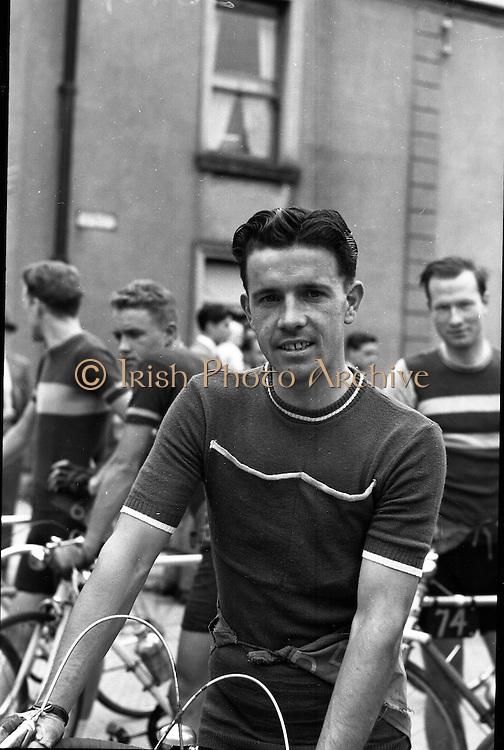 McCormick, Cyclist, Eagle Cycling Club.19/07/1953