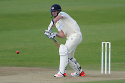 Liam Norwell of Gloucestershire bats - Photo mandatory by-line: Dougie Allward/JMP - Mobile: 07966 386802 - 08/06/2015 - SPORT - Football - Bristol - County Ground - Gloucestershire Cricket v Lancashire Cricket Day 2 - LV= County Championship
