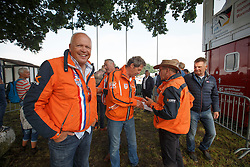 Coomans Tim, Heidema Jan, Hamminga Johan, <br /> Small Final 6 years old horses<br /> World Championship Young Dressage Horses - Verden 2015<br /> © Hippo Foto - Dirk Caremans<br /> 08/08/15