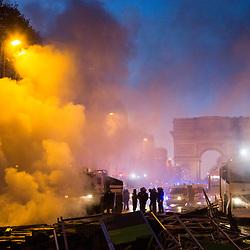 2018/11 Gilets Jaunes Paris Acte 2