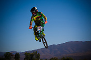 #189 (VOLLE Alden) USA at the 2013 UCI BMX Supercross World Cup in Chula Vista