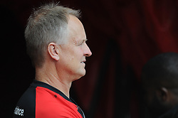Liverpool assistant manager, Sean O'Driscoll - Mandatory byline: Dougie Allward/JMP - 07966386802 - 09/08/2015 - FOOTBALL - Britannia Stadium -Stoke-On-Trent,England - Stoke City v Liverpool - Barclays Premier League