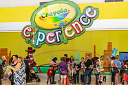 Crayola Experience Grand Opening Event
