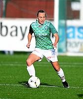 Fotball , 28. september 2017 ,  Toppserien ,  Røa - Klepp<br />  Tameka Butt   , Klepp