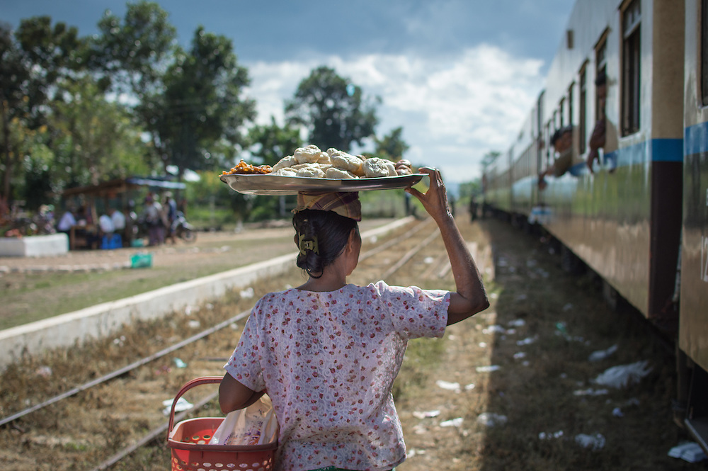 All on Board | Hsipaw, Myanmar